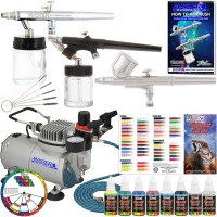 Master Airbrush Multi Full Set