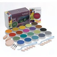 PanPastel Ultra Soft Pastel Boya Shades Set