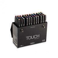 Touch Twin Marker Kalem 48 li set